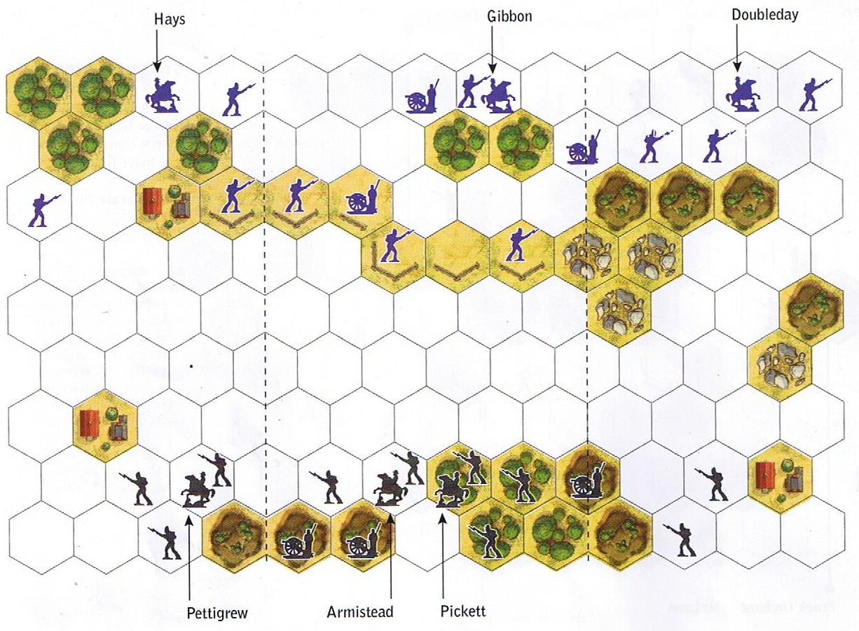Pawnderings on Games: Picketts' charge succeeds!