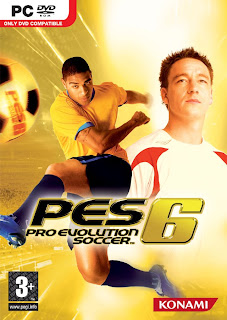 Pro Evolution Soccer 6 ou Winning Eleven 10 [RIP] PC-GAME