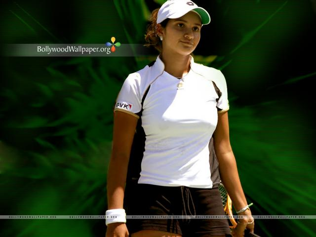 Live Wallpaper Cute Couple Sania Mirza Hot Wallpapers 2011