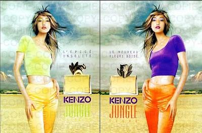 76fa6e991 The Lost Perfumes: Kenzo Jungle L'Elephant and Le Tigre | The Non-Blonde
