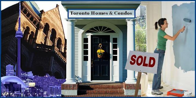 Toronto Homes and Condos