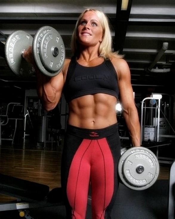 gym work  maria mikola