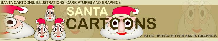 Santa Character Designs