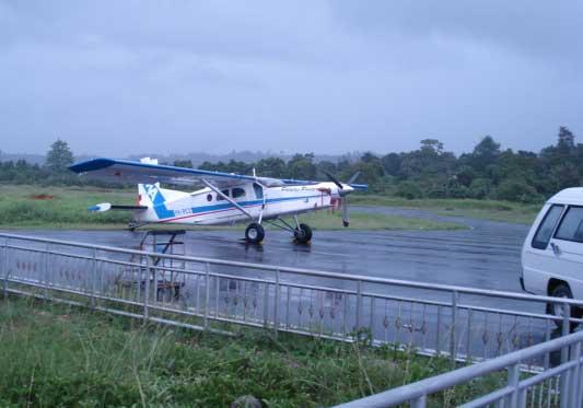 Pilatus Porter aircraft