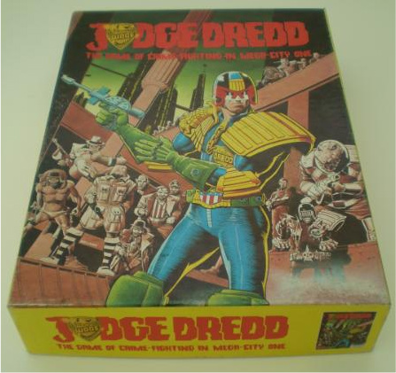Judge dredd games