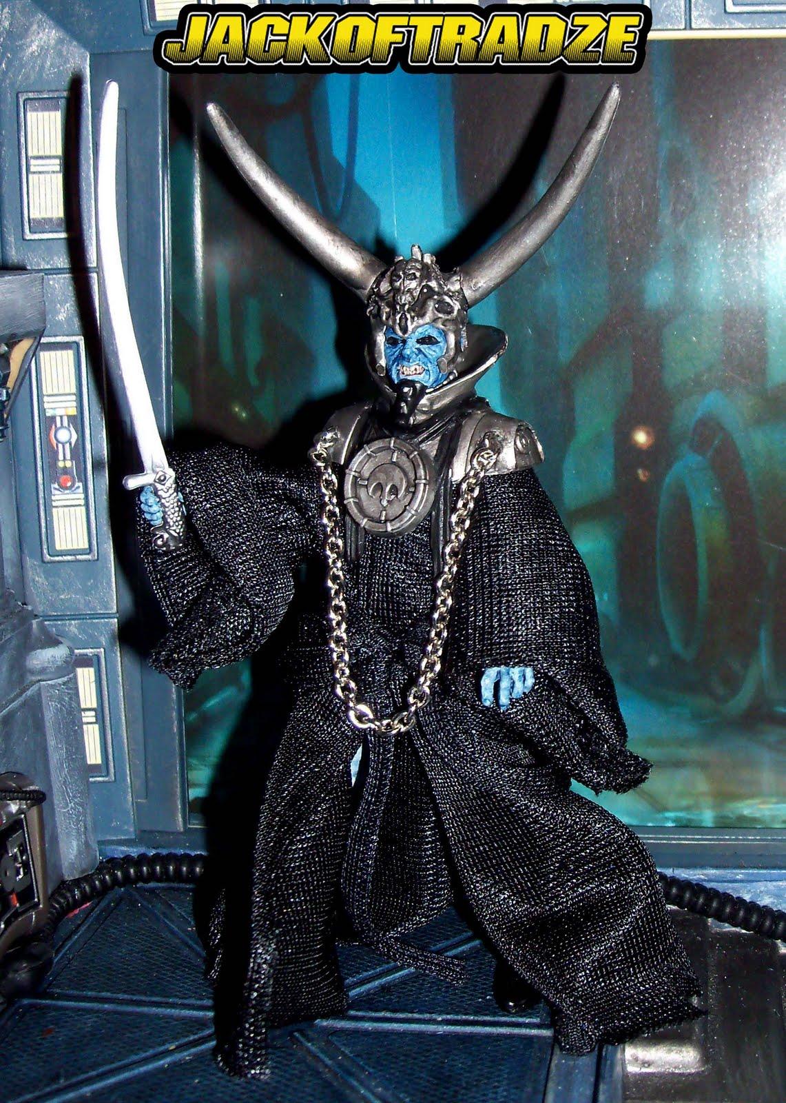 Jackoftradze Custom Star Wars Action Figures New Custom