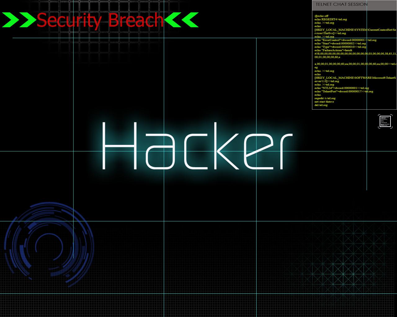 Digital Glossary Hacker