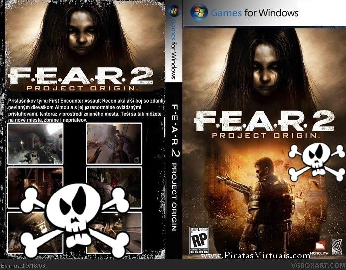 Lançamentos 2012 Downloads F.E.A.R. 2: Project Origin + Reborn