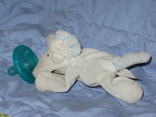 Isaac S Story Pacifier For Babies With Cleft Palate