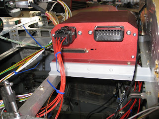 Vertical Power/Panel Upgrade to Vans RV-4: 11/04 Vertical ... on