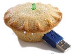 USB Mince Cake
