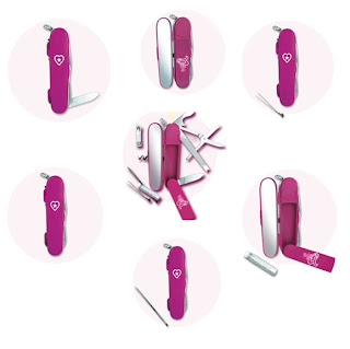 Swiss Army Knife for Girls