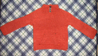 orange raglan