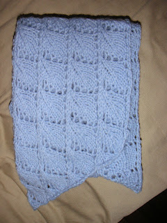 falling leaves scarf