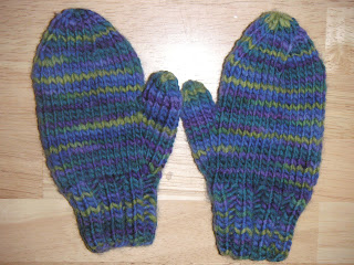 mittens for Owen