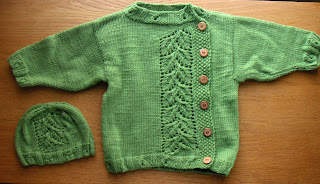 Pea Pod Sweater