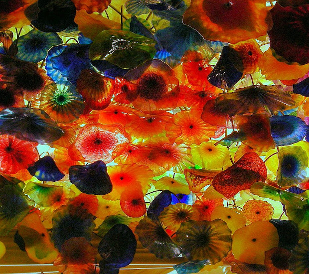 Colour Theory Dale Chihuly - Glass Artist Light And