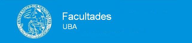UBA - Facultades