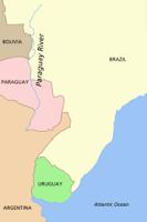 Bacia Hidrográfica do Rio Paraguai