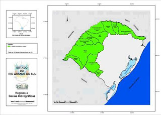 Bacia Hidrográfica do Rio Uruguai