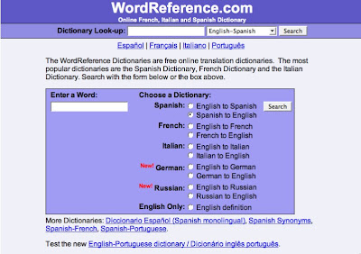 And English French Dictionary Wordreferencecom | Party ...
