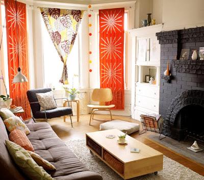 Living Room Portland on Design      Pink O   Clock