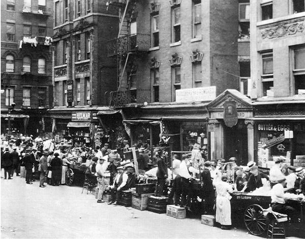 Lower East Side market