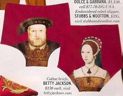 betty jackson royal underwear