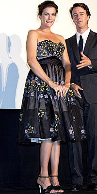 liv tyler in Luisa Beccaria dress