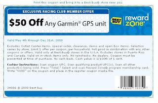 Garmin coupon code