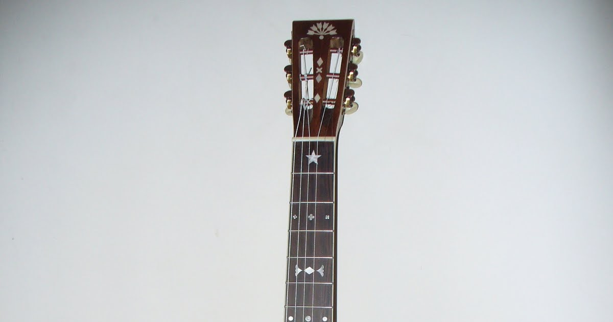 World Turnd Upside Down Guitar On A Snowy Day Molly Malone The