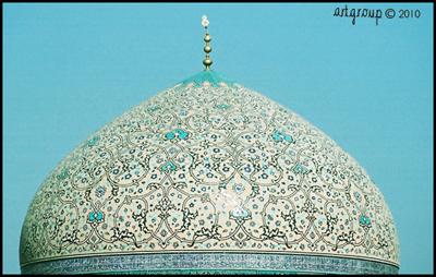 العمارة الاسلامية: القبة في العمارة الاسلامية