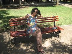 Tere en un parque