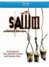 Saw III Blu-Ray