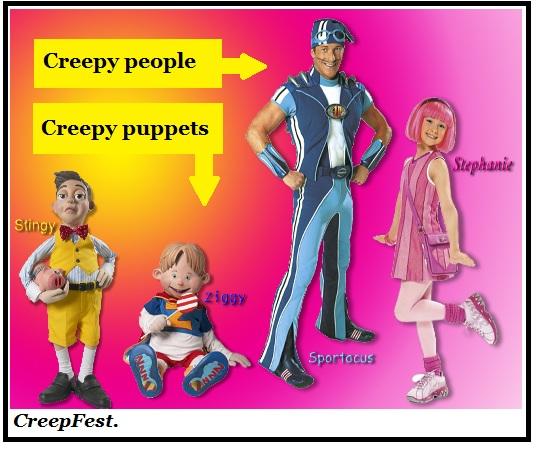Creepy Puppet Names - 0425