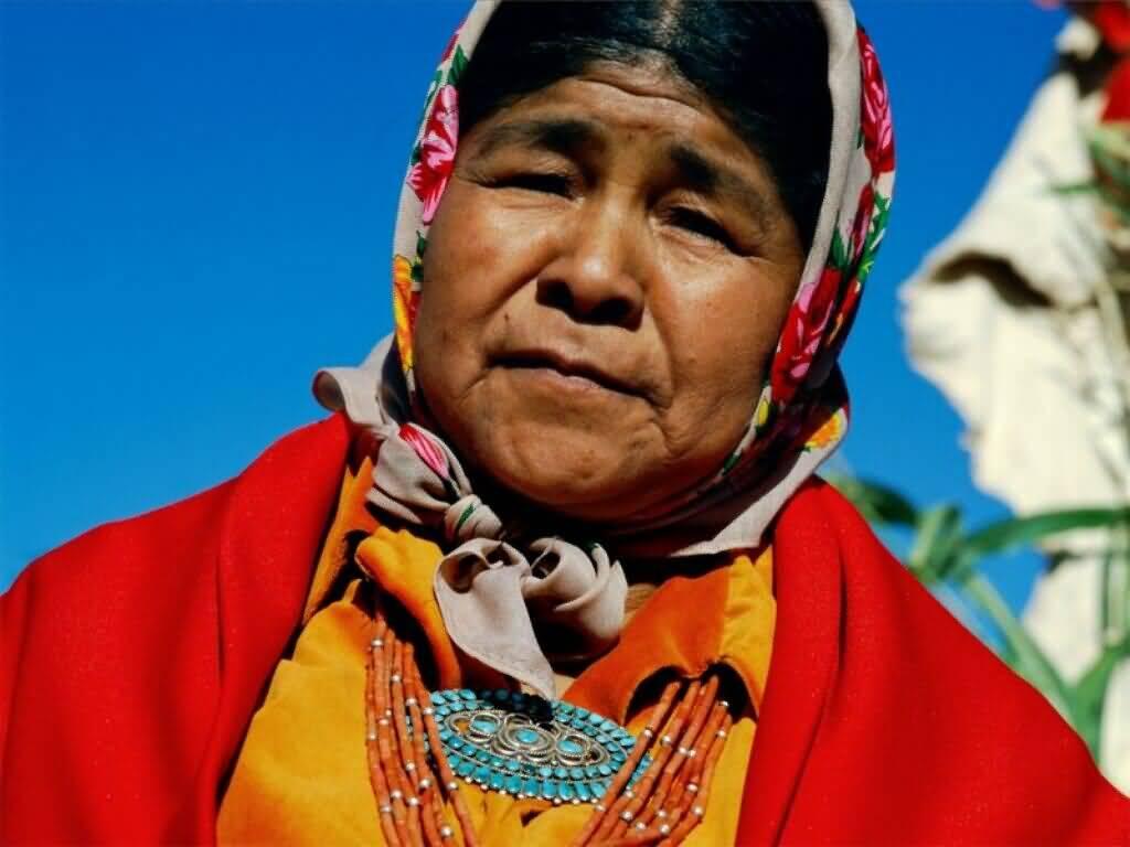 mature navajo women
