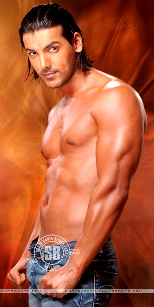 Consider, John abraham real nude completely agree