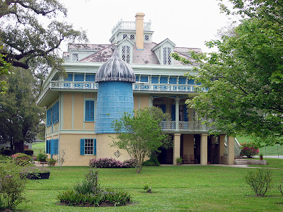 Chretien Point Plantation Tours