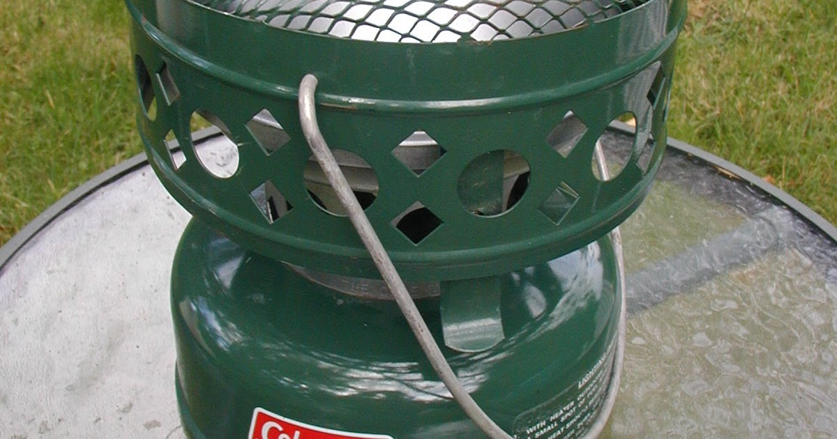 Four Bees Coleman Catalytic Heater Model 512 A