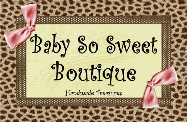 Baby So Sweet Boutique