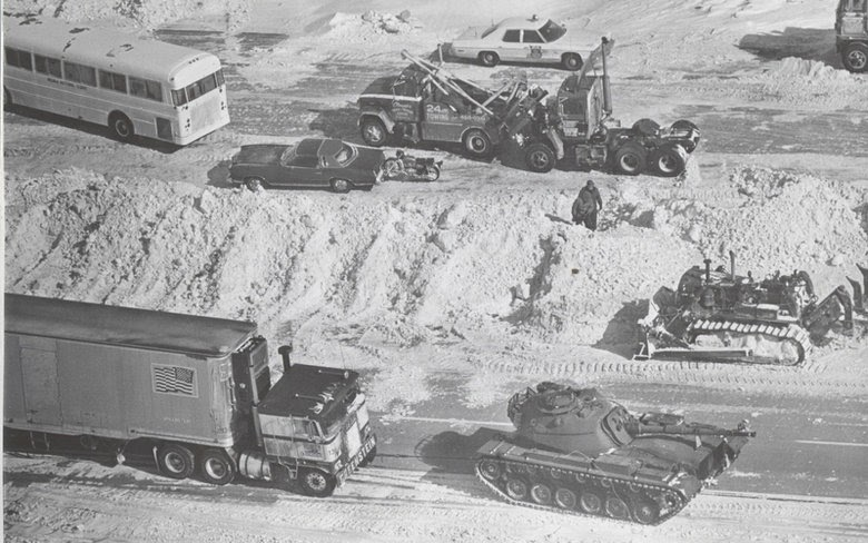 Indiana Blizzard Of 1977