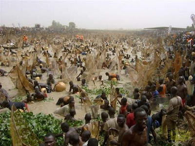 Fishing Festival in Nigeria