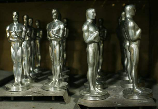 How Oscar statues are made