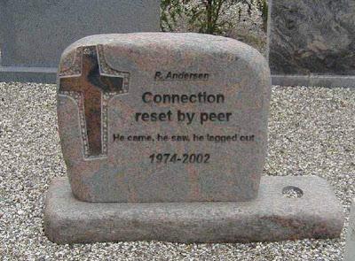 network expert after death