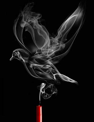smoke art 13 - Smoke Art