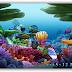 Screensaver pesci e paesaggio marino