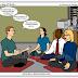 Sessione di meditazione Geek