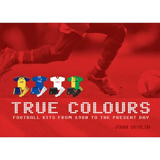 069206d37 I recently got this great book from amazon uk. It is called True Colours  Football  Kits from 1980 to the Present Day