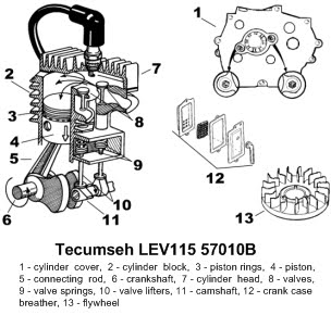 BMW engine diagram :: BMW 3 (E46) engine diagrams :: Part