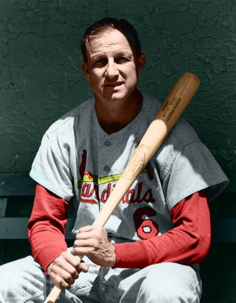 Talk:Stan Musial/Archive 1